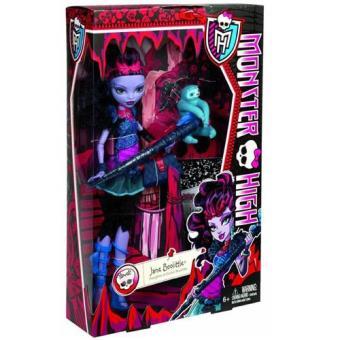 Monster High - Boneca Jane Boolittle