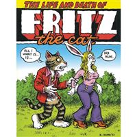 Life and death of fritz the cat