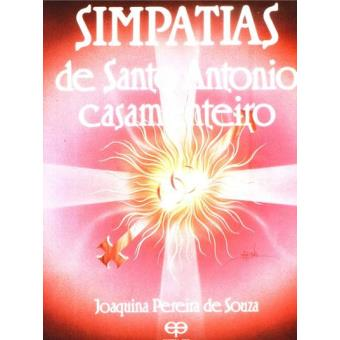 Simpatias de Santo Antonio Casamenteiro