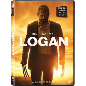 Logan (DVD + Legacy Poster)