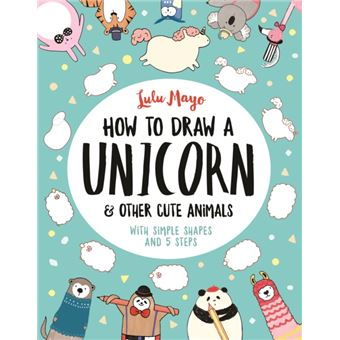 How to draw a unicorn and other cut