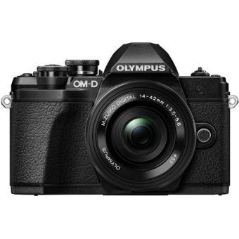 Olympus OM-D E-M10 Mark III + M.Zuiko Digital ED 14-42mm f/3.5-5.6 EZ - Preto