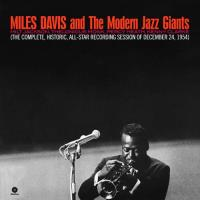 Miles & The Modern Jazz Giants (LP) (180g) (Limited Edition)