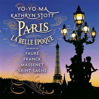 Paris: La Belle Époque - CD