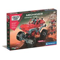 Laboratório de Mecânica: Monster Truck - Clementoni