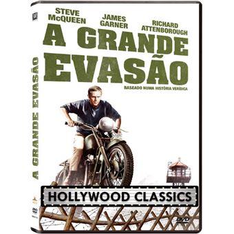 A Grande Evasão - DVD