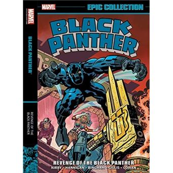 Black panther epic collection: reve