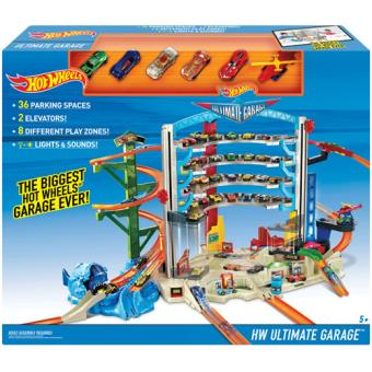 Hot Wheels Mega Garagem