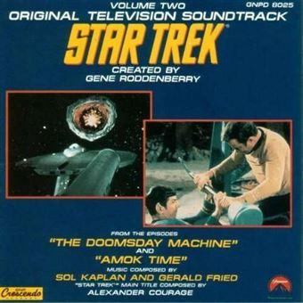 BSO Star Trek Volume Two - CD