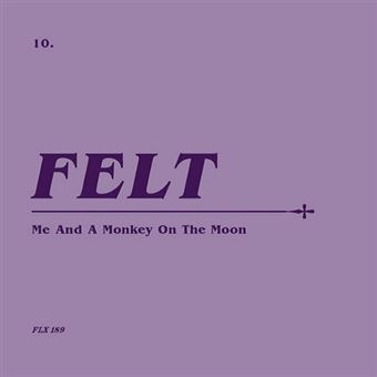 Me and a Monkey on The Moon - LP 12''