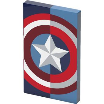 Power Bank Tribe 4000mAh - Capitão America