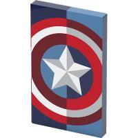 Power Bank Tribe 4000mAh - Capitão America