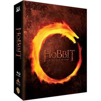 Trilogia O Hobbit (Blu-ray 3D + 2D)