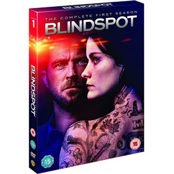 Blindspot - Season 1 - DVD Importação