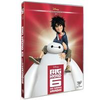 Big Hero 6 - Os Novos Heróis (Edição Clássicos Disney)