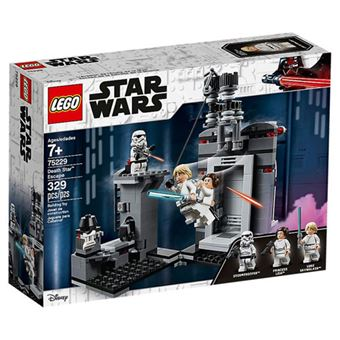 LEGO Star Wars 75229 A Fuga da Death Star