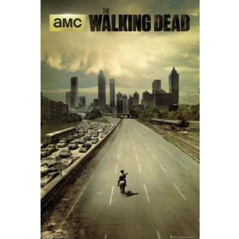 Poster The Walking Dead City