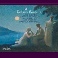 Debussy Songs Vol 4 - CD