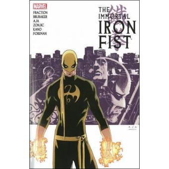 The Immortal Iron Fist - Book 1: Complete Collection