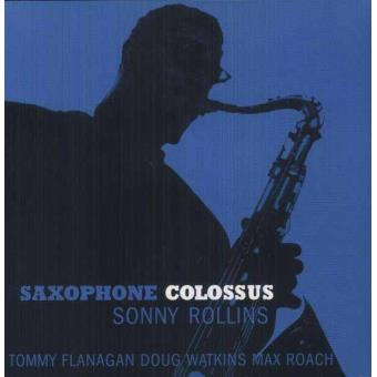 Saxophon Colossus (LP) (180g) (Limited Edition)