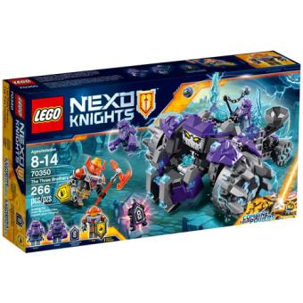 LEGO Nexo Knights 70350 Os Três Irmãos