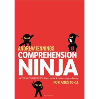 Comprehension ninja for ages 10-11