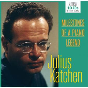 Julius Katchen: Milestones of a Piano Legend - 10CD