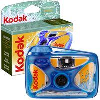 Câmara Descartável Kodak Sport - 27 fotos