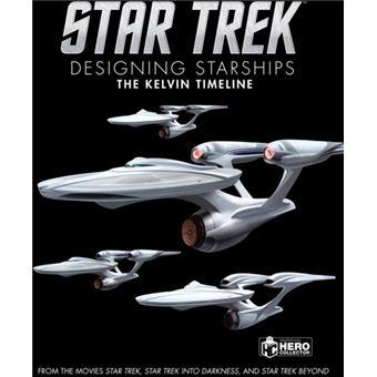 Star trek: designing starships book