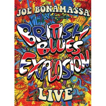 British Blues Explosion: Live - Blu-ray