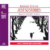 Just So Stories -audioboo