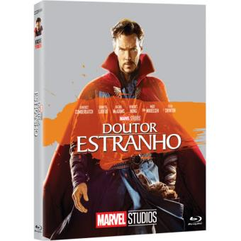Doutor Estranho - Capa de Colecionador - Blu-ray
