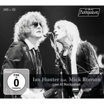 Live At Rockpalast - CD+DVD