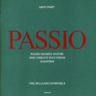 Pärt | Passio (St John Passion)
