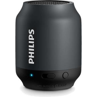 Philips Coluna Portátil BT 50 Preto