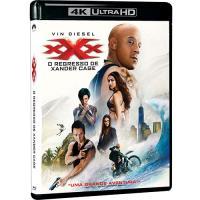 xXx: O Regresso de Xander Cage (4K Ultra HD + Blu-ray)