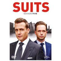 Suits - Season 5 - 4DVD Importação