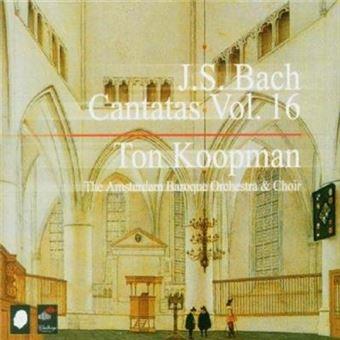 Complete Bach Cantatas 16