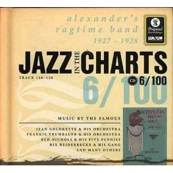 Jazz in the Charts 6 - Alexander's Ragtime Band 1927-1928