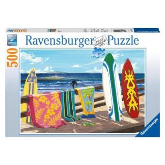 Puzzle Hang Loose - 500 Peças