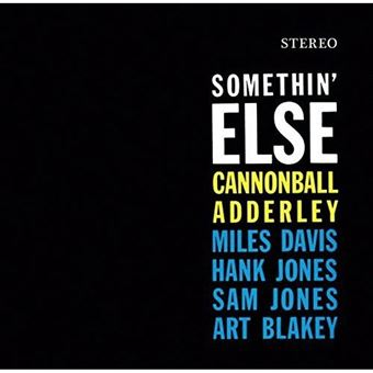 Somethin´Else - CD