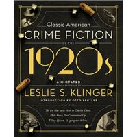 Classic american crime fiction of t
