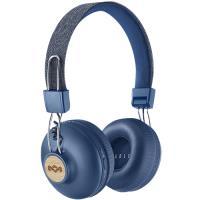 Auscultadores Bluetooth House of Marley Positive Vibration 2 - Azul