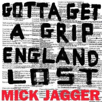 Gotta Get a Grip - England Lost - CD