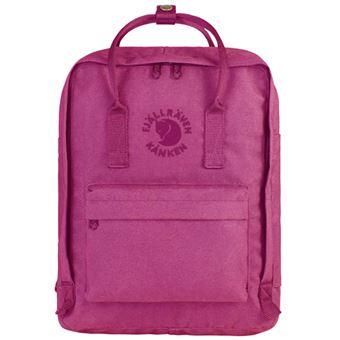 Mochila Fjällräven Re-Kanken - Pink Rose