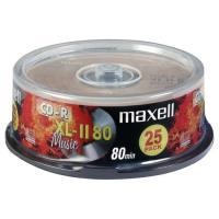 Maxell Pack 25 CD-R Audio XL2
