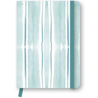 Caderno Liso e Pontilhado TeNeues Stripes A5
