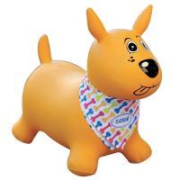 Cão Saltitão Amarelo - Ludi