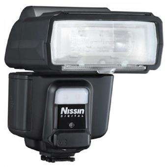 Nissin i60a Flash compacto Preto