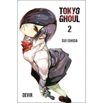 Tokyo Ghoul - Livro 2
